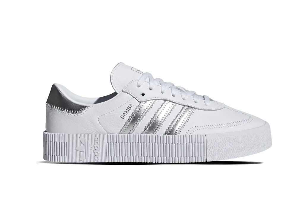 the best attitude 75d77 6e5f5 Sneakers Adidas sambarose w ee9017 Brutalzapas