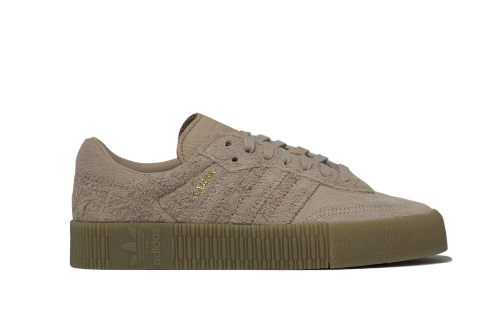 new products 80b81 f5346 Sneakers Adidas Sambarose b37861 Brutalzapas