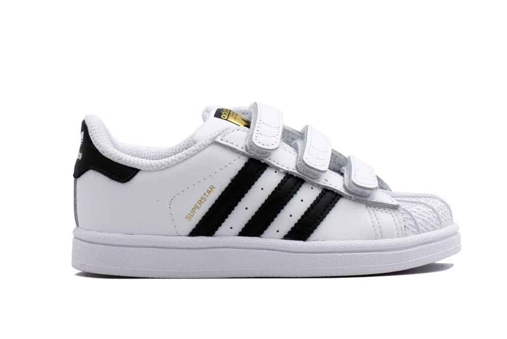 adidas superstar cf zwart