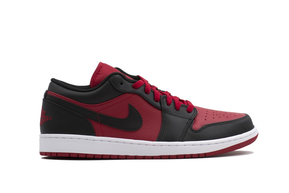 Baskets Nike Air Jordan 1 Low 553558 610 Brutalzapas