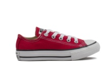 Zapatillas Converse YTHS C T All Star OX Red 3J236C Brutalzapas