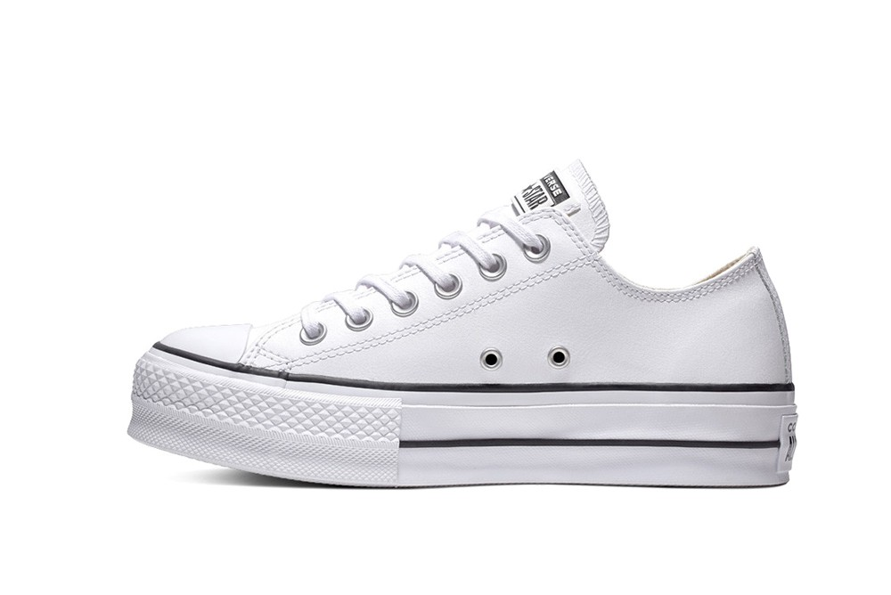 CONVERSE CTAS LIFT OX LEATHER