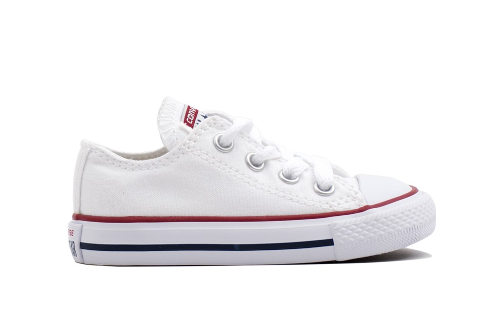 957cae8d7512 Sneakers Converse C T A S OX Optical White 7J256C - Converse ...