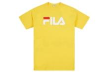 Shirt Fila pure tee 681093 empire yellow Brutalzapas