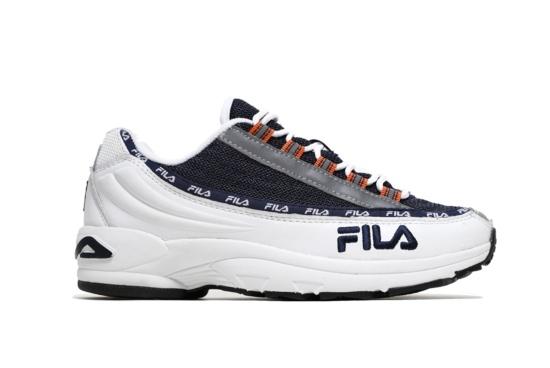 1998 fila zapatillas color