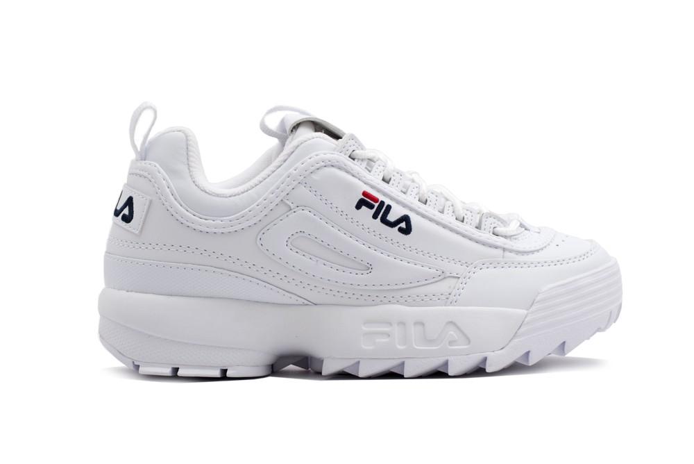 Sneakers Fila disruptor low wmn 1010302 1FG Brutalzapas