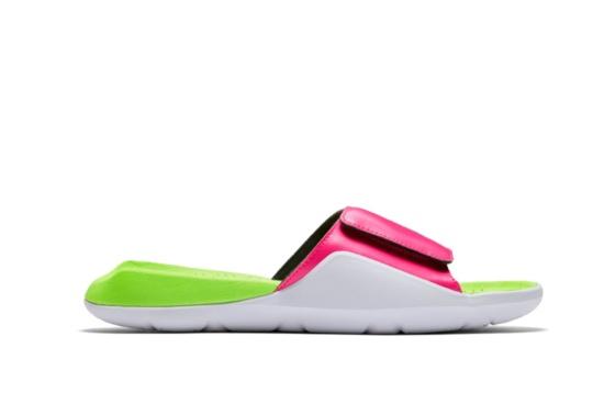 reputable site 58f9e 11242 Flip Flops Nike Jordan Hydro 7 Q54 AT9193 600 - Nike   Brutalzapas