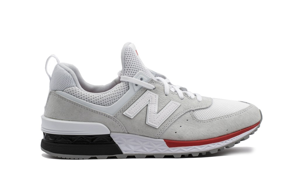 Sneakers New Balance MS574AW Brutalzapas