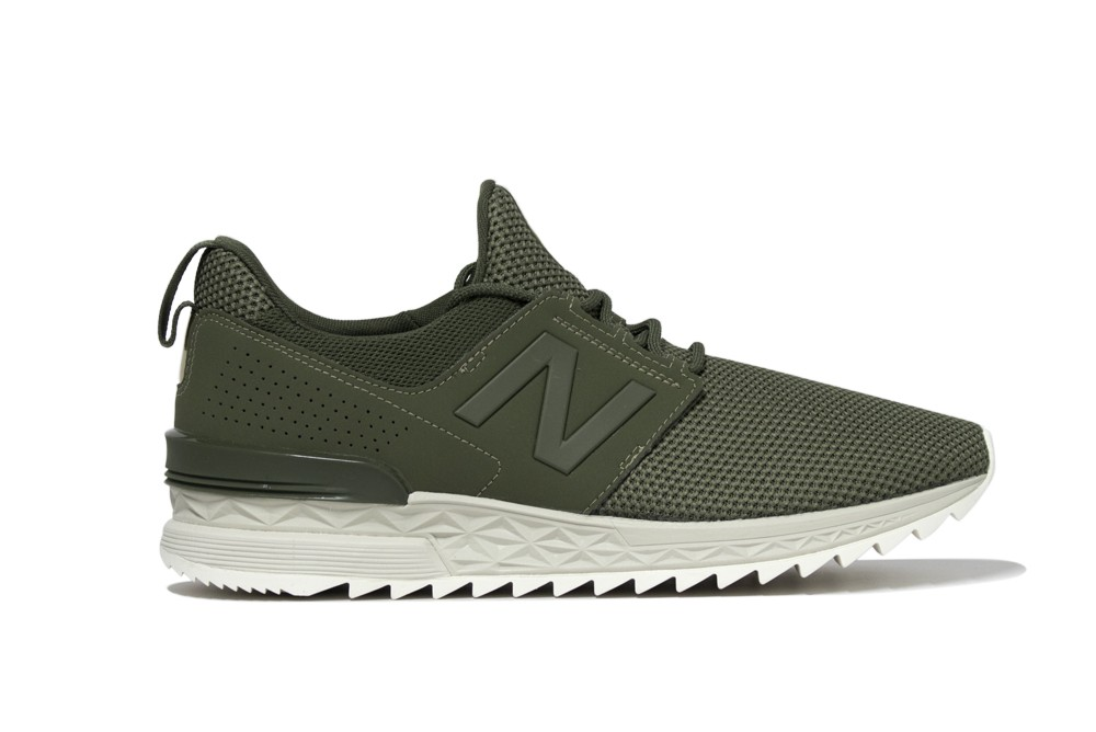 Sneakers New Balance ms574duo Brutalzapas