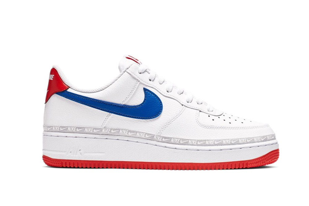 Sneakers Nike air force 1 07 lv8 cd7339 100 Brutalzapas