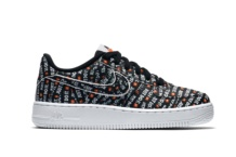 Sneakers Nike Air Force 1 JDI PRM GS AO3977 001 Brutalzapas