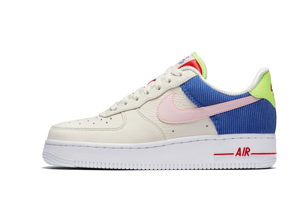 Baskets Nike W Air Force 1 LO AQ4139 101 Nike Brutalzapas