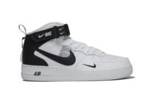 Sapatilhas Nike air force 1 mid 07 lv8 804609 103 Brutalzapas