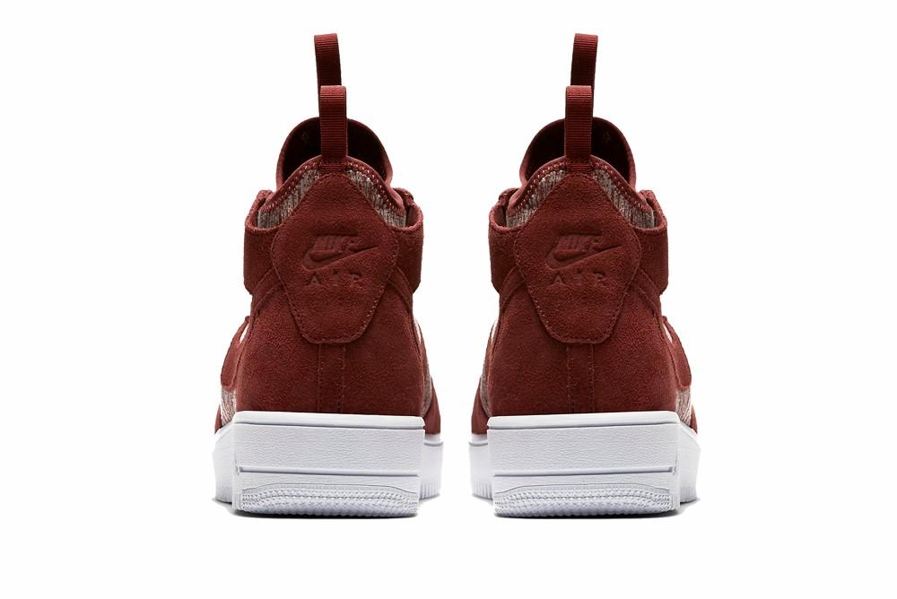 nike air force 1 ultraforce mid premium men's shoe nz