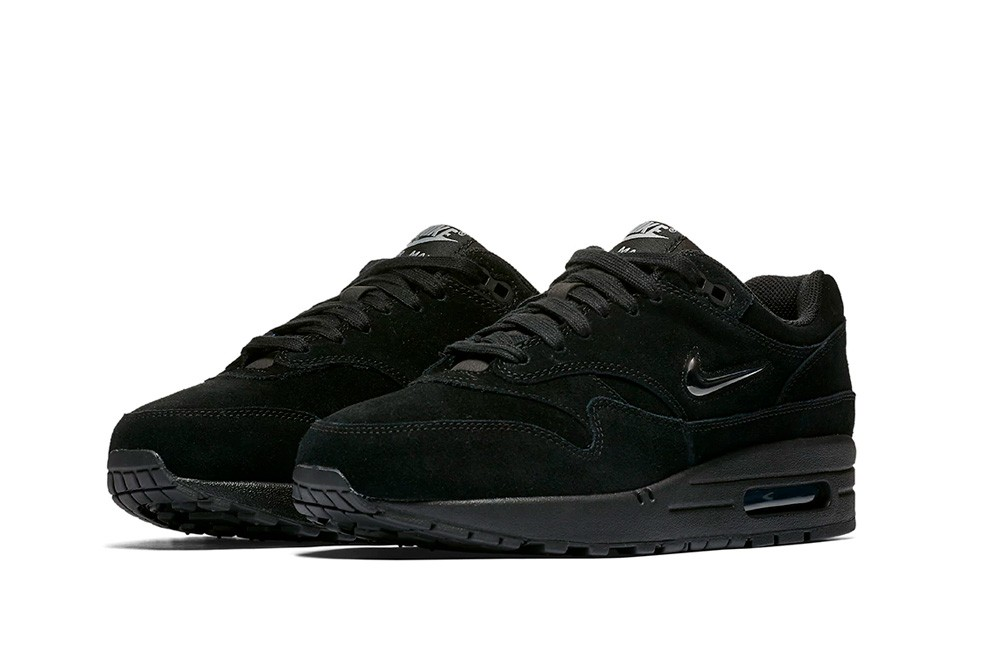 nike air max 1 premium sc black and white nz