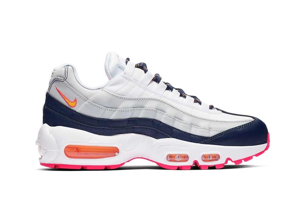 Sneakers Nike wmns air max 95 307960 405 Brutalzapas