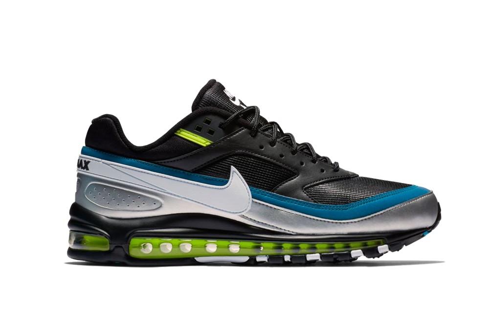 4aa187bba985 Sneakers Nike air max 97 bw ao2406 003 Brutalzapas