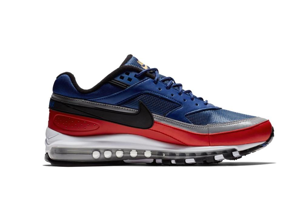 Sneakers Nike air max 97 bw ao2406 400 Brutalzapas