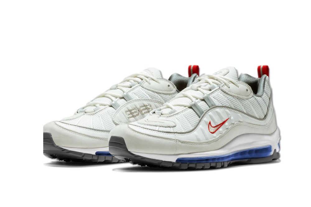 check out 8751f cef03 Sneakers Nike air max 98 cd1538 100 - Nike   Brutalzapas
