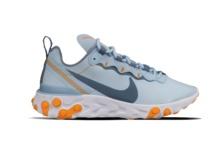 Sneakers Nike w nike react element 55 bq2728 400 Brutalzapas