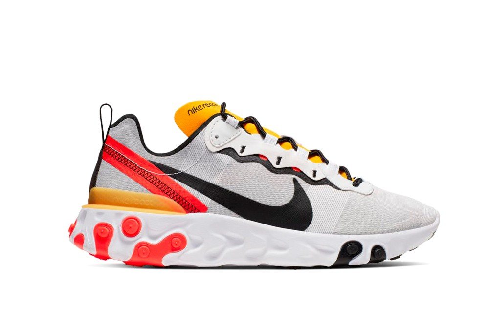 Sneakers Nike react element 55 bq6166 102 Brutalzapas