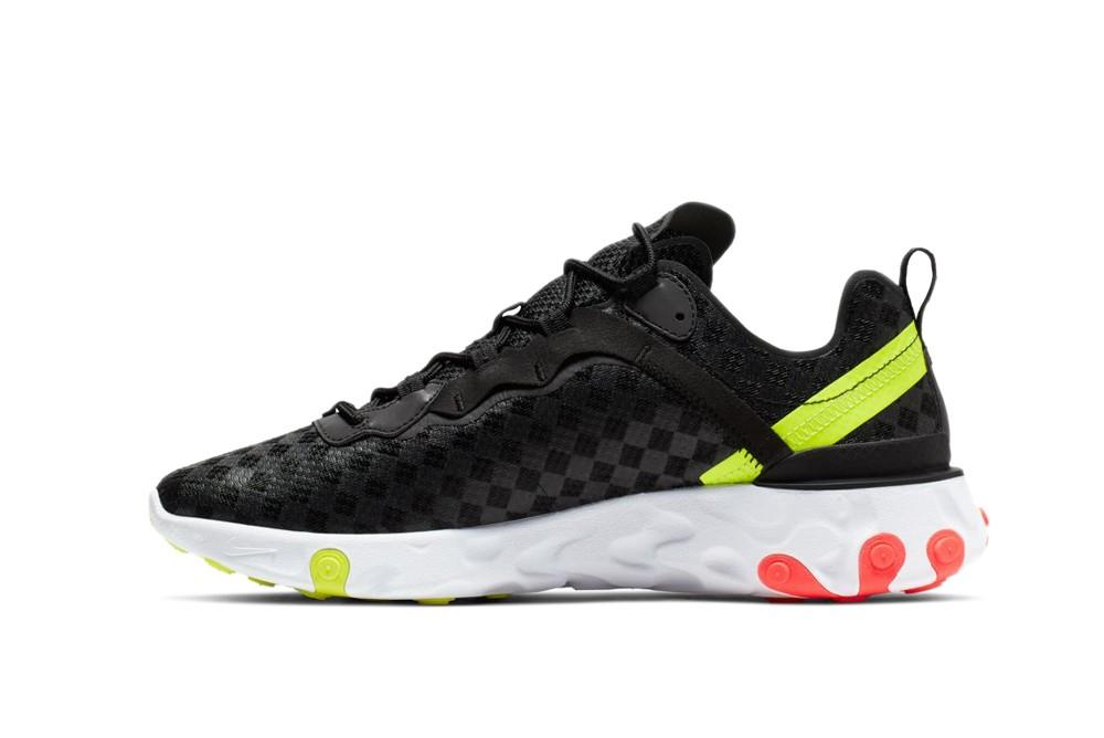 be601d1a7e Sneakers Nike react element 55 cj0782 001 - Nike | Brutalzapas