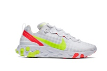 Sneakers Nike react element 55 cj0782 100 - Nike | Brutalzapas