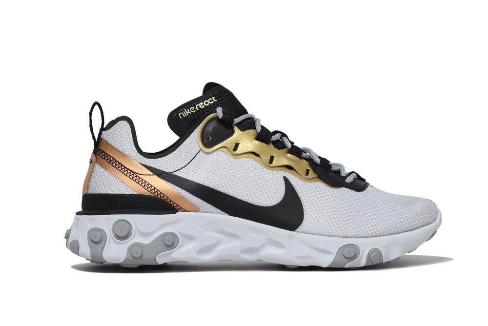 classic fit bae5f 3e095 Sneakers Nike react element 55 cd7627 001 Brutalzapas