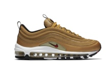 Sneakers Nike Air Max 97 OG QS Metallic Gold 884421 700 Brutalzapas