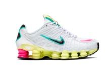 Sneakers Nike shok tl ar3566 102 Brutalzapas
