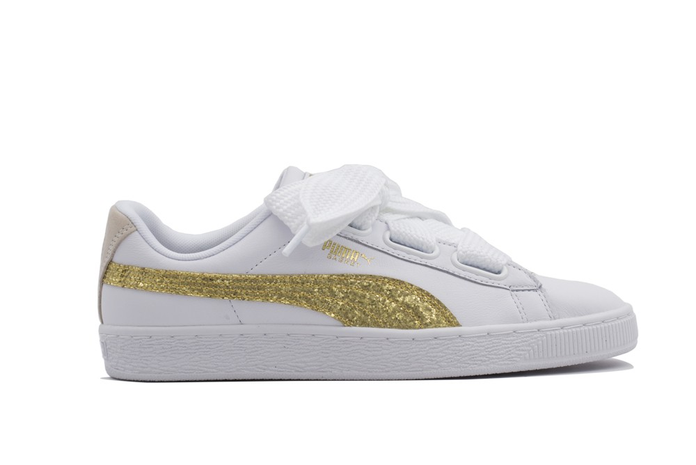 Zapatillas Puma Basket Heart NS WMS 364078 01 Brutalzapas