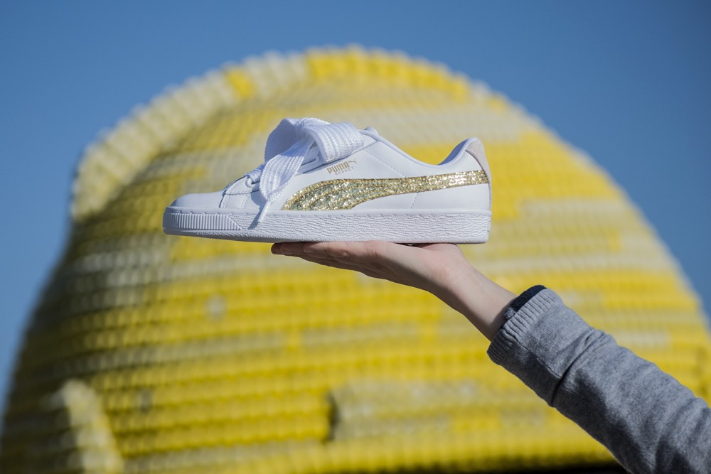 PUMA BASKET HEART NS WN'S