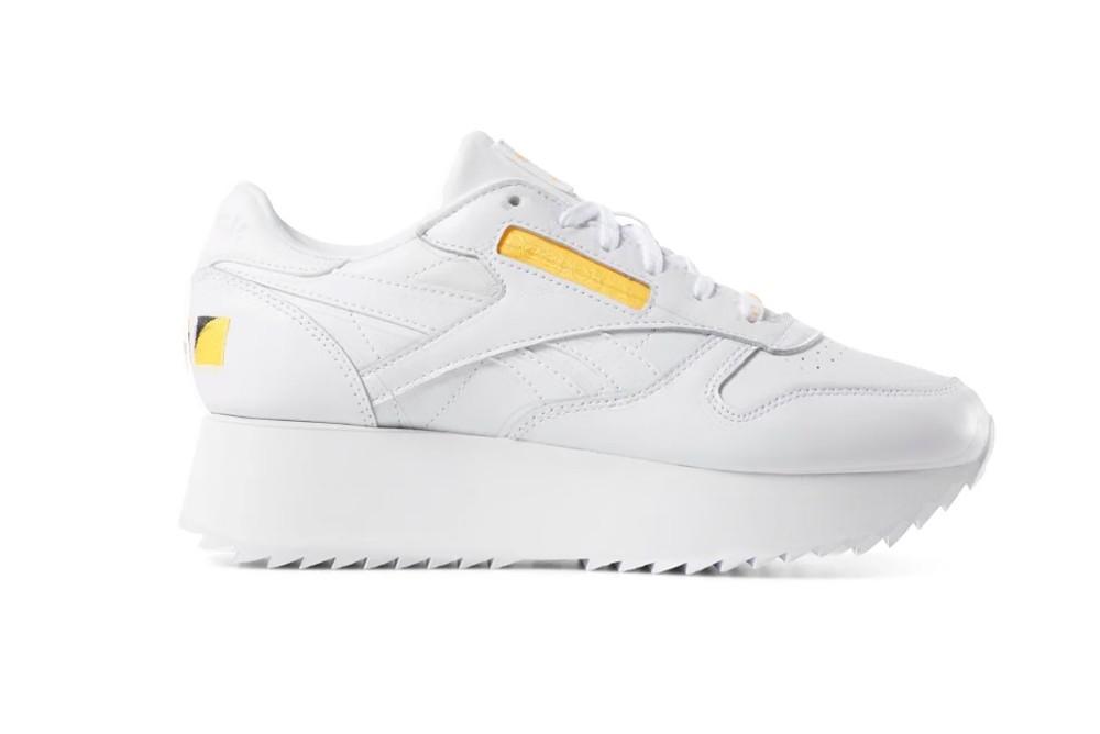 Sneakers Reebok cl leather double dv5391 Brutalzapas