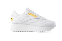 Zapatillas Reebok cl leather double dv5391 Brutalzapas