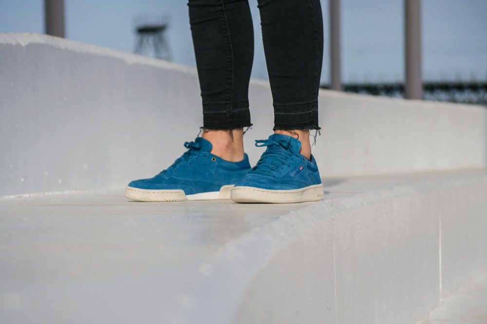 detailed look c7269 ca3e9 reebok club c 85 mcc