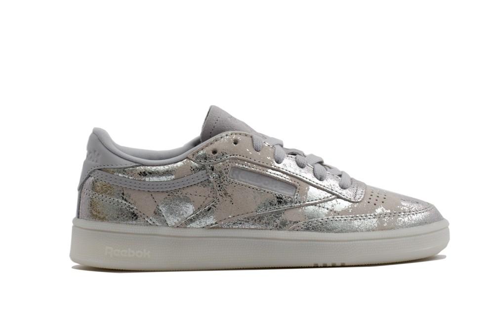Sneakers Reebok Club C 85 Hype Metallic BS6786 Brutalzapas