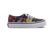 Sneakers Vans X Marvel Authentic 8H3U41 Brutalzapas
