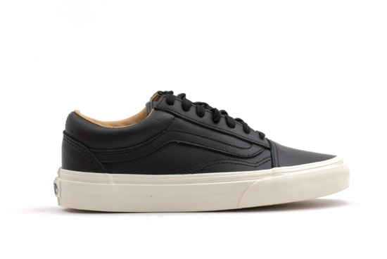 8d36cac99c Sneakers Vans Old Skool Lux Leather 8G1QTS - Vans