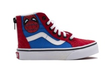 Zapatillas Vans X Marvel SK8-HI Spiderman 276U4I Brutalzapas