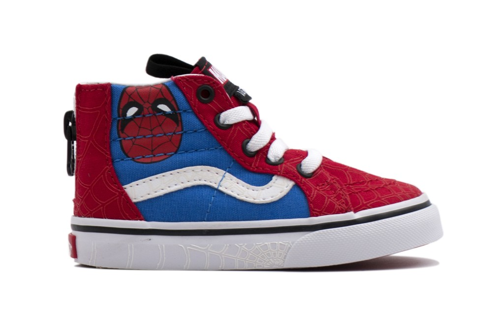 zapatillas vans marvel