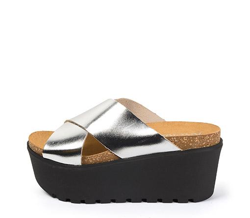 sandalia,piel,plata,pala,cruzada