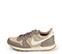 Ref. 3756 Nike internationalist piel taupe y cordones al tono. Tela beige y simbolo blanco. - Ítem3