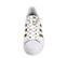 Ref: 3774 Adidas Superstar piel blanca con detalles en oro rosa. Cordones blancos. - Ítem2