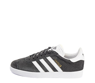 Ref: 3775 Adidas serraje gris con detalles en piel blanco. Cordones al tono y blancos de repuesto - Ítem3