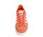 Ref: 3780 Adidas Campus serraje naranja con detalles en color blanco. Suela blanca y cordones al tono. - Ítem2