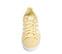 Ref: 3781 Adidas Campus serraje amarillo pastel con detalles en color blanco. Suela blanca. Cordones al tono. - Ítem2