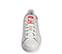Ref. 3799 Adidas Stan Smith piel blanca con detalles rojos y cordones blancos. - Ítem3