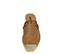 Ref. 3823 Zapato plano tipo babucha piel cuero. Detalle tacha piramidal al tono. Altura plataforma 2.5 cm. - Ítem2