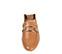 Ref. 3831 Zapato tipo mocasín piel cuero. Detalle hebilla metalica. Talonera plegable para llevar en forma de babucha. - Ítem2