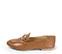 Ref. 3831 Zapato tipo mocasín piel cuero. Detalle hebilla metalica. Talonera plegable para llevar en forma de babucha. - Ítem3